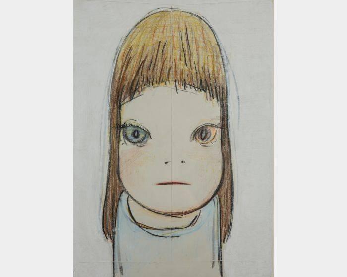 奈良美智 Yoshitomo Nara-無題 Untitled
