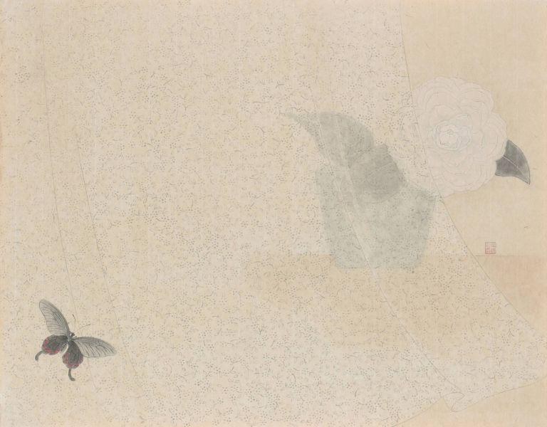 吳曉菁 -瓶花細語(四)
