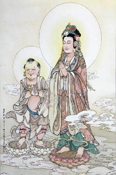 介濤-慈母觀音(二)