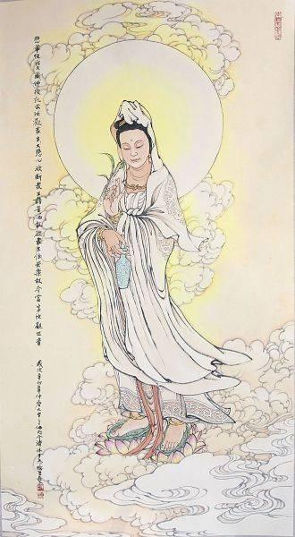 介濤-楊柳觀音