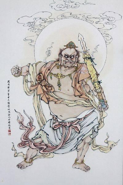介濤-大力金剛
