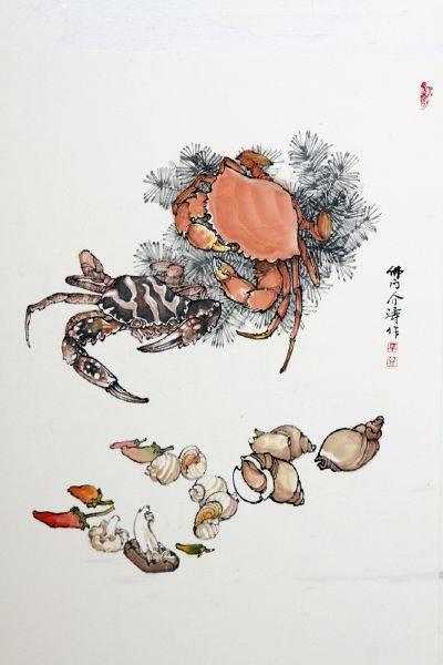 介濤-雙蟹