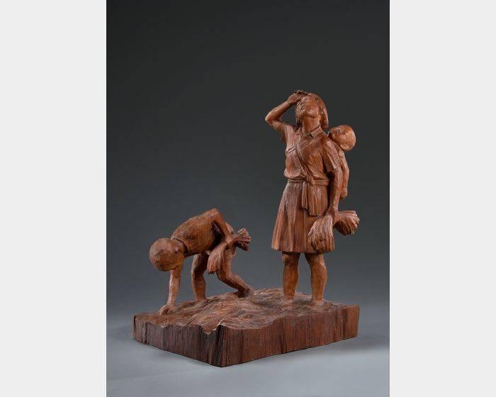 黃國書-拾穗