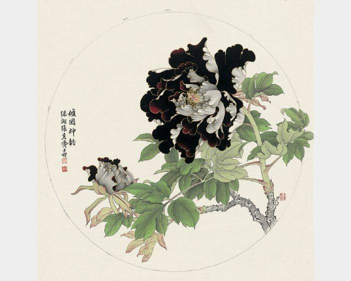 張克齊-傾國神韻