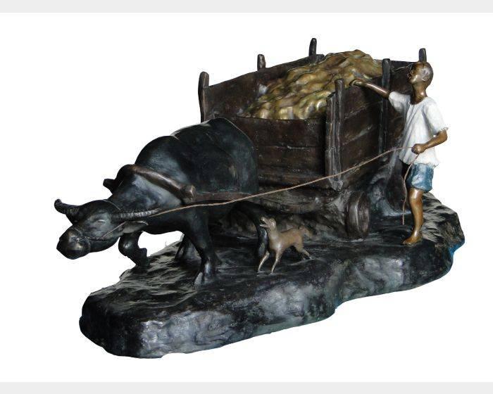 許文融-黃金一牛車