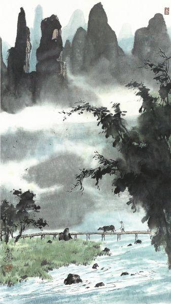許文融-晨嵐