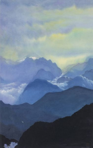 于傳騏-雲山