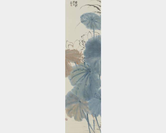 陳永模-青蓮圖