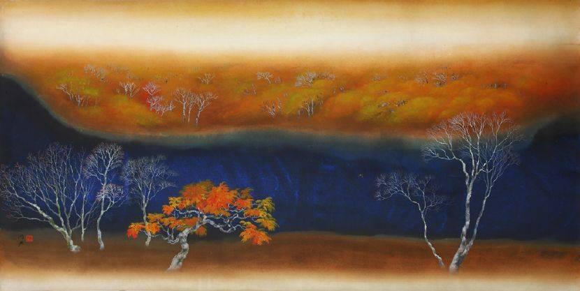 廖鴻興-藍河