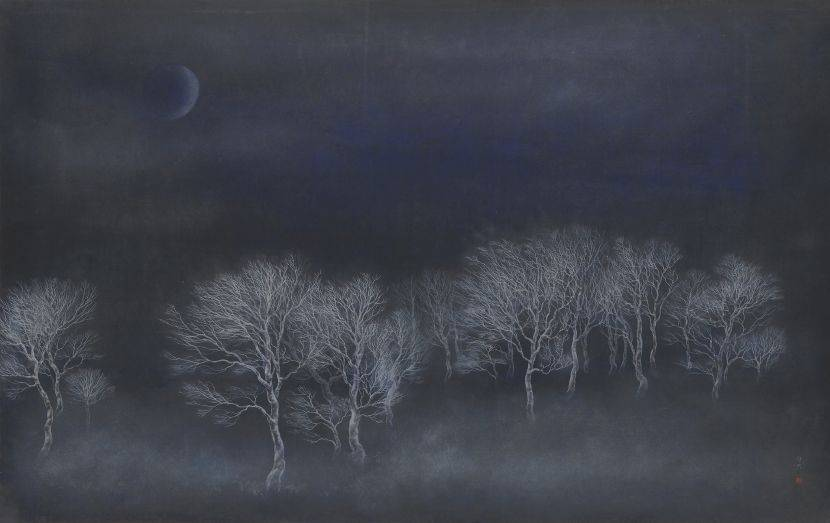 廖鴻興-千巖瞑