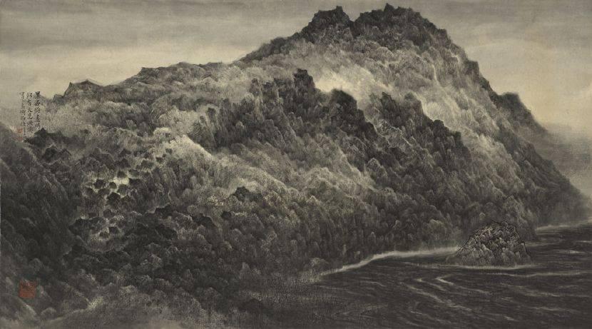 吳繼濤-暗夜之島
