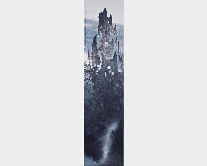 吳繼濤-山海荒經•冽寒界