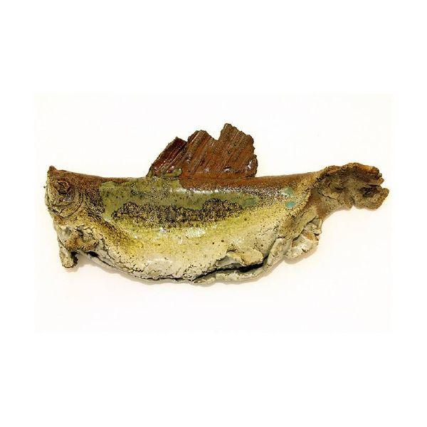 朱銘-陶魚