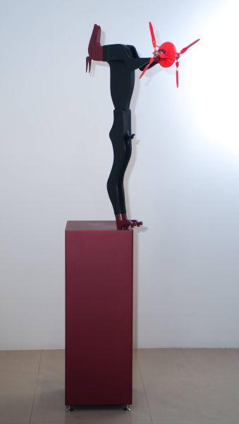黃銘哲-想飛的土狗