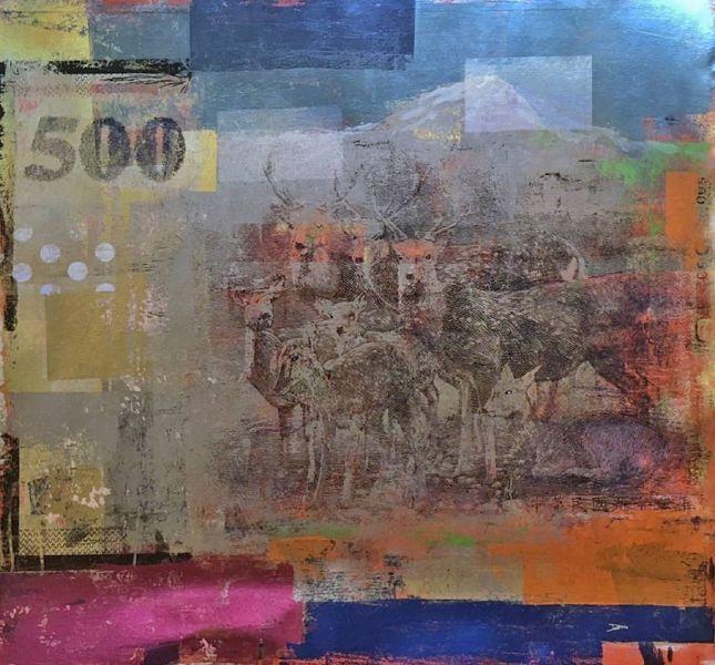 胡本.切克勒夫-500 Dollars