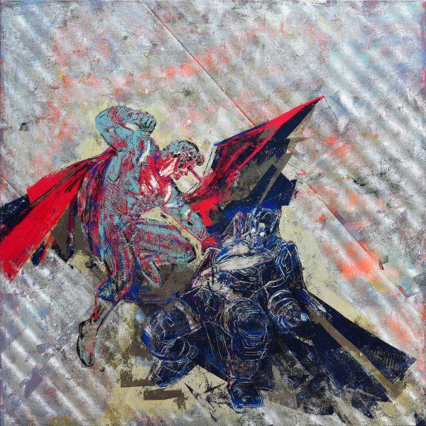 胡本.切克勒夫-Superman vs Batman