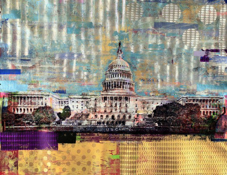 胡本.切克勒夫-$50 US Capitol