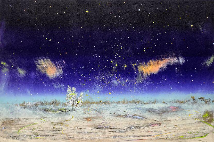 游雅蘭-The Northern Night Sky