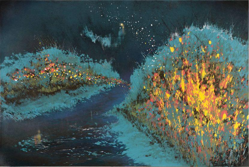 游雅蘭-沿途的風景