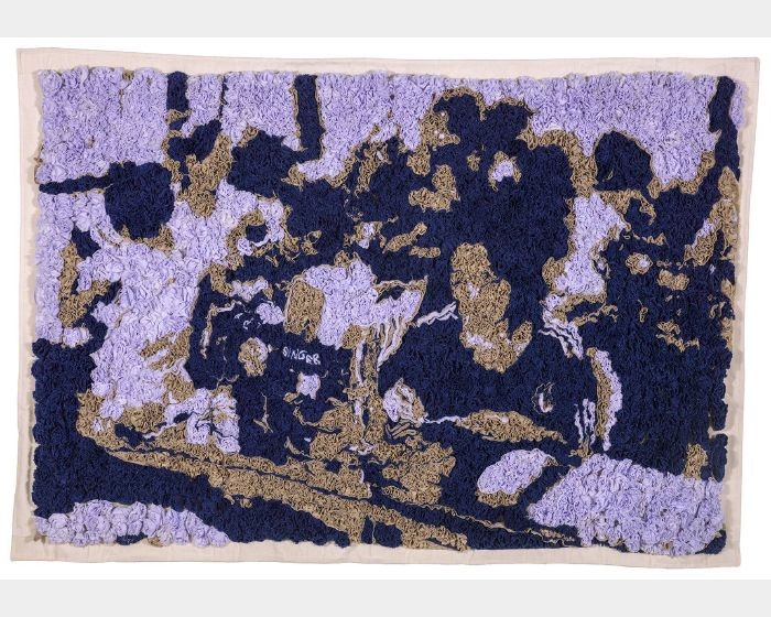 許家維-回莫村—壁毯 II