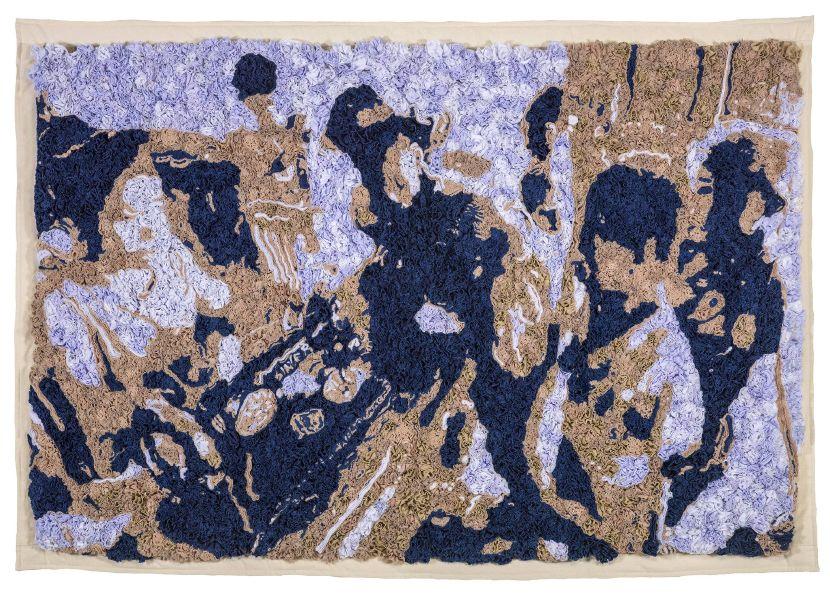 許家維-回莫村—壁毯 III