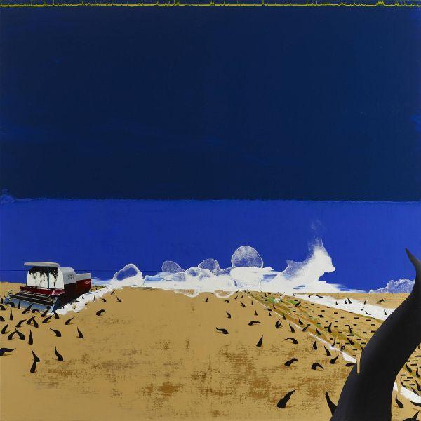 周代焌-全球寂靜024-皮層的風景