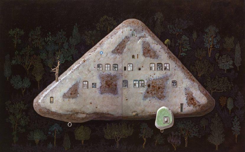 傅浩軒-約定系列-傷山