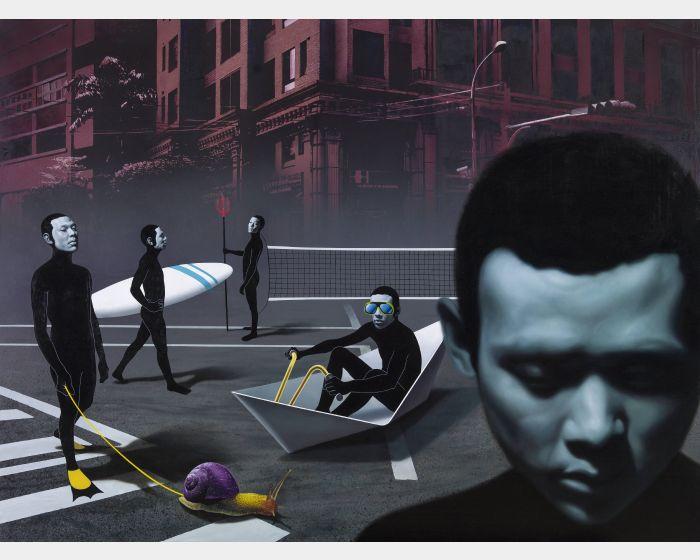 林宏信-城市盤旋