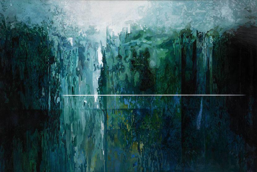 王建文-觀星者系列 II-消失的山谷