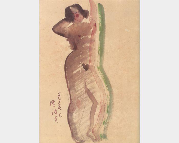 陳澄波-立姿裸女-32.1(27)
