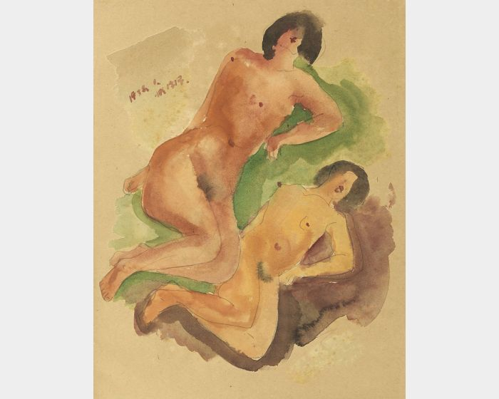 陳澄波-臥姿裸女-32.1(37)