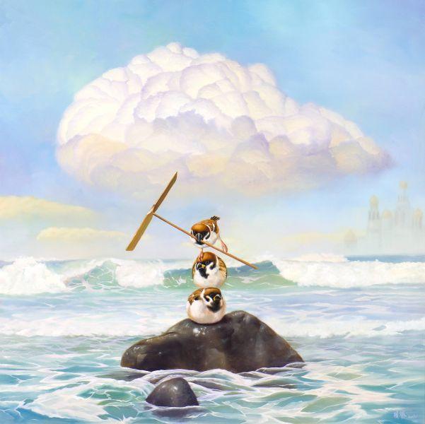 黃頤勝-隨著海風的飛翔