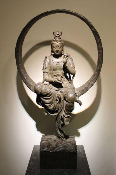 李真-水月觀音 Water-Moon Avalokitesvara