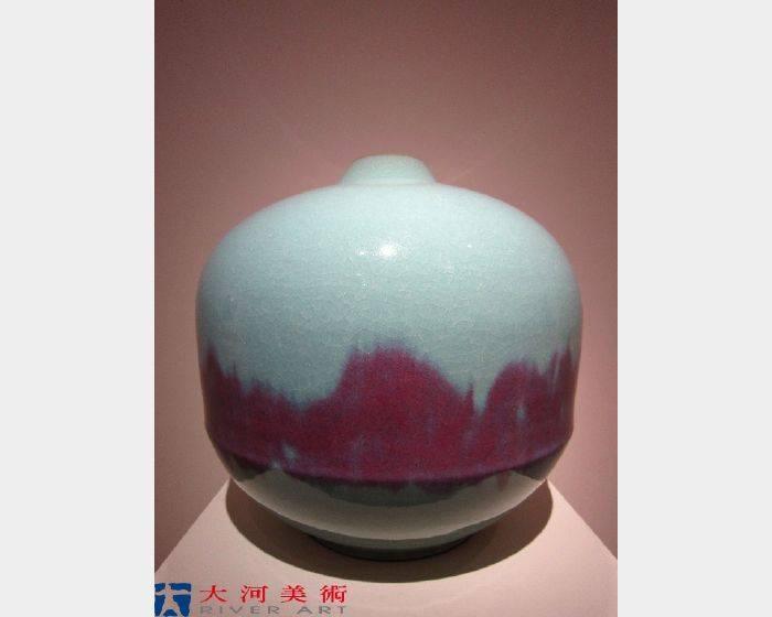 洪琦軒 -紫霞山林 Purple Mountains and Forests