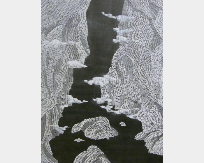 石垣 美幸-編織花蓮Ⅱ