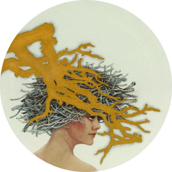 許維頴-Golden branch