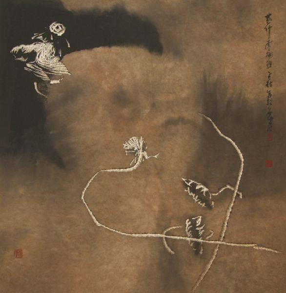 劉金桔-雙影