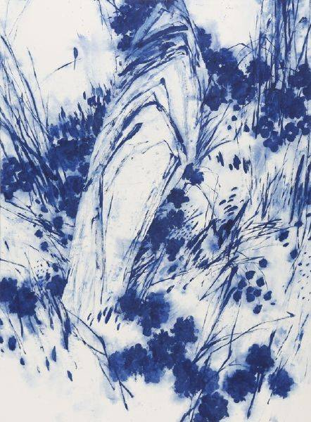金善炯-GARDEN BLUE 2011-7