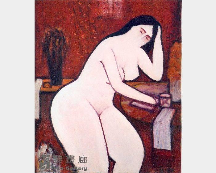 潘朝森-裸女