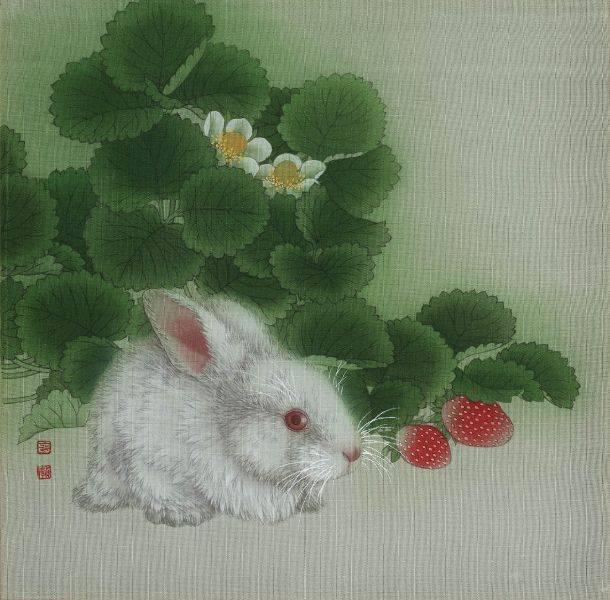 曾資婷-白兔