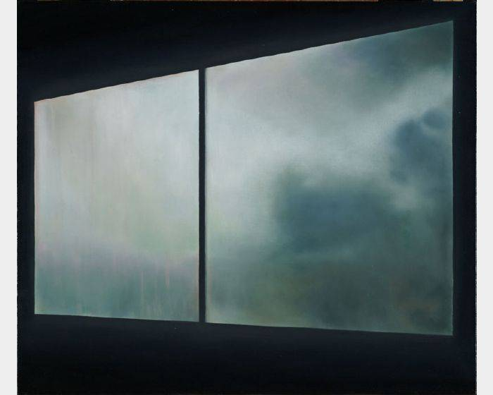 廖震平-有樹影的窗