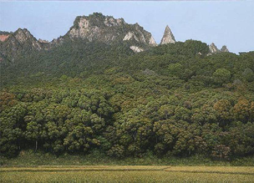 張泉豐-火燄山之夏
