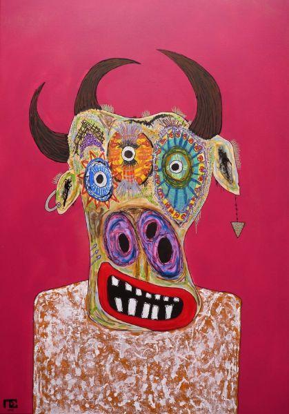 皮耶‧蘇夫雷-笨笨牛