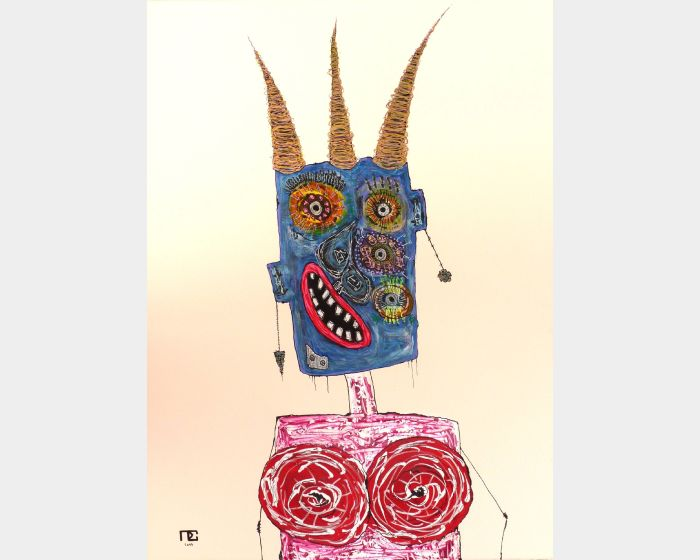 皮耶‧蘇夫雷-四隻眼