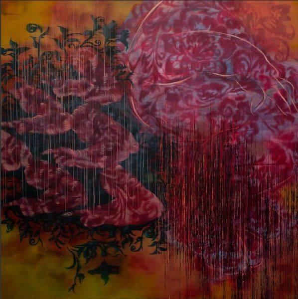 謝鴻均-紅色的移情 Empathy of Red