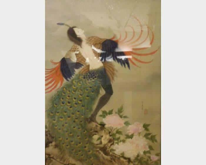 木村了子-The incarnation prince of peacock