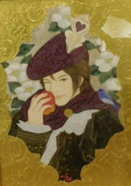 木村了子-Icon of the prince white camellias