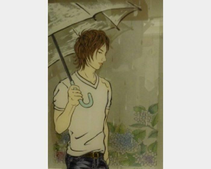 木村了子-Walk under my umbrella with you