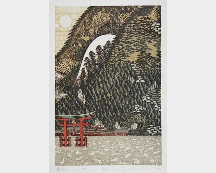 森村玲-厳島Itsukushima