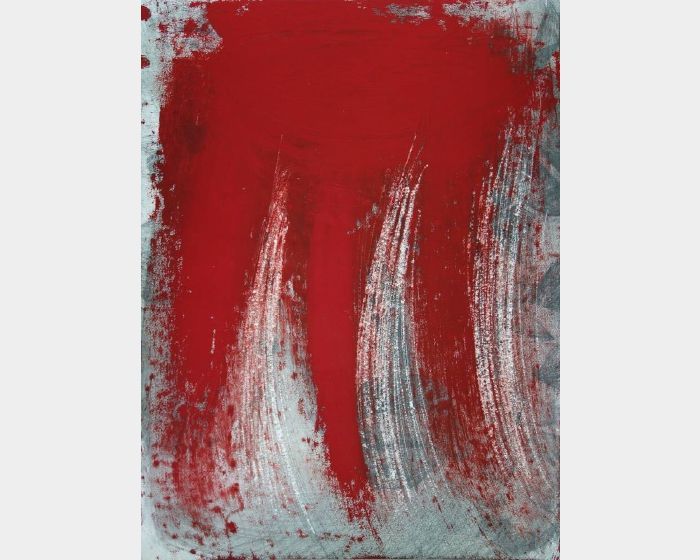 黎志文-紅色的山